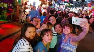 Walking Street Low High Season 13.01.2018 1:20am Pattaya Thailand