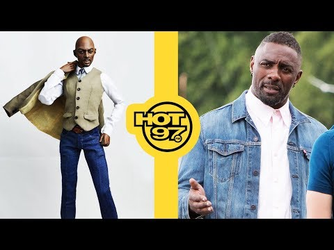 The Worst Idris Elba Doll You Will EVER See  Buzzfeed Threatens Over Green Bean Casserole!