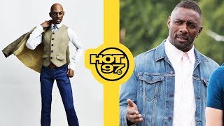 The Worst Idris Elba Doll You Will EVER See + Buzzfeed Threatens Over Green Bean Casserole!