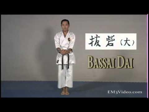 Karate Shito Ryu Kata  DVD Set Vol-4 By Kunio Miyake