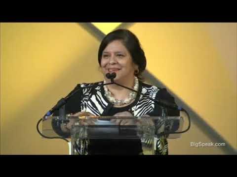 Lt. Col. Ret. Consuelo Castillo Kickbusch - YouTube