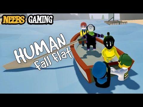 Human Fall Flat - Land Ho!