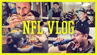 another nfl playoffs vlog