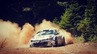Volkswagen Polo GTI R5 | Gravel Test in Greece