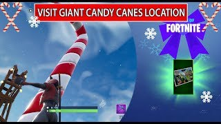 Visit Giant Candy Canes The Regency Club Livingston New Jersey