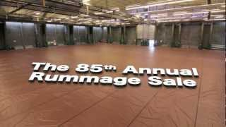 Time-Lapse of the 85th Annual Thursday Club Rummage Sale