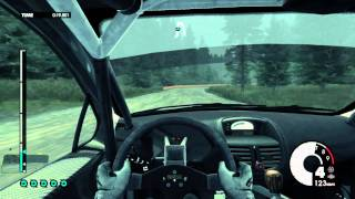 DiRT 3 Playing Without Assistance (HD)