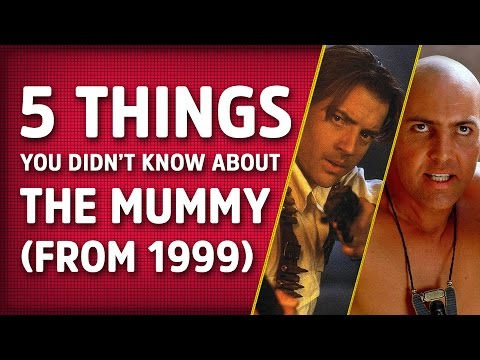 5 Spooky Things You Never Knew About The Mummy