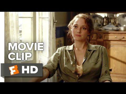 Allied Movie CLIP - Testing You ( 2016) - Brad Pitt Movie