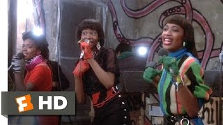Beat Street (1/9) Movie CLIP - Us Girls Can Boogie, Too (1984) HD