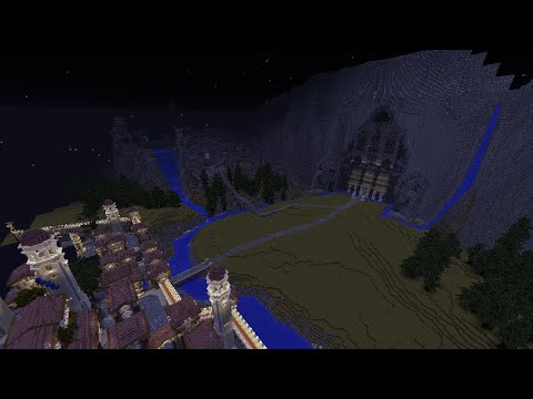 Minecraft Battle of the Five Armies adventure map Teaser  YouTube