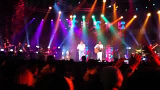 Vidro Fumê Bruno e Marrone Gravação do Dvd 17/05