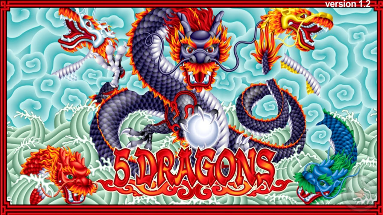Aristocrat 5 Dragons