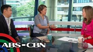 Nancy Binay holds back tears, tells sister Abby: We're still family