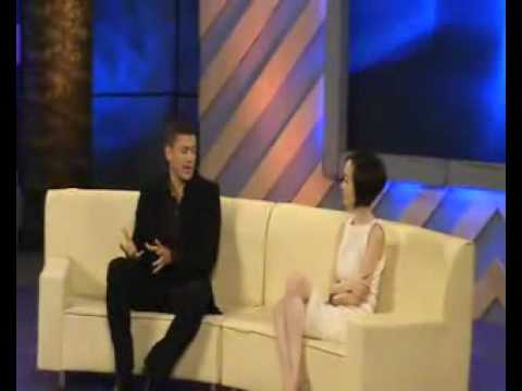 "Wentworth Miller at ""A Date with Lu Yu"" #1"