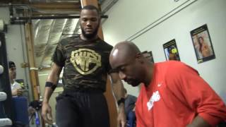 Boxing Trainer Stephen Edwards on Williams vs Charlo