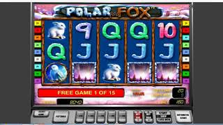 Как выиграть в казино Вулкан. Как обмануть слот Polar Fox