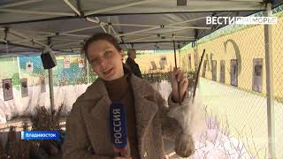 Морозоустойчивые саженцы в Приморье привезли сибирские селекционеры