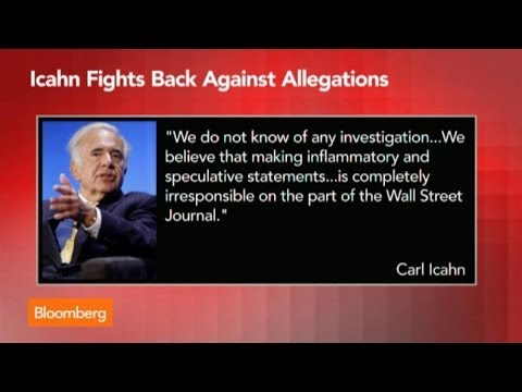 Who's Behind the Carl Icahn, Phil Mickelson Leak?