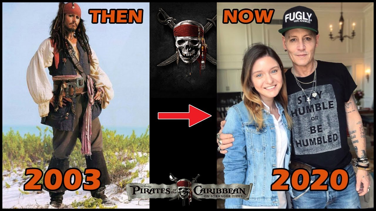 Download Pirates of the Caribbean Cast then and now (2003-2020)