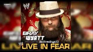 "WWE: The Wyatt Family Theme Song 2014 - ""Live In Fear"" (We"