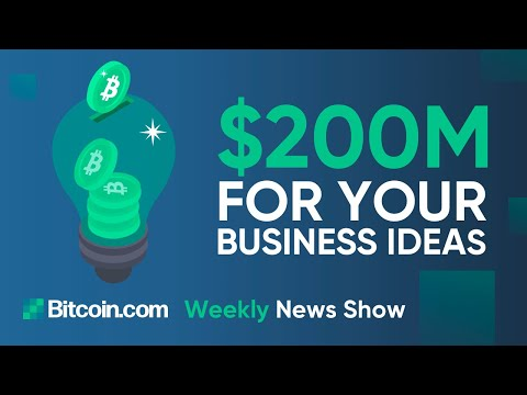 Get Funding For Your Business Idea, Send Tokens Without BCH & More