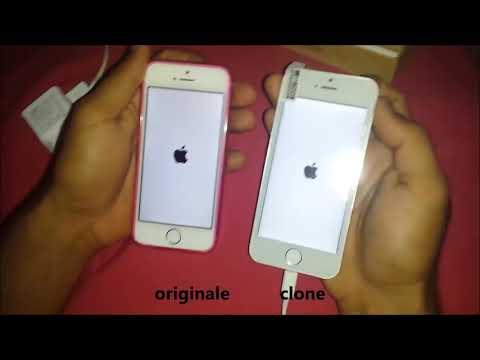 Original IPhone 5S Vs Fake IPhone 5S
