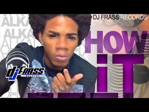 Alkaline - How It Feel (Raw) [How It Feel Riddim] July 2014