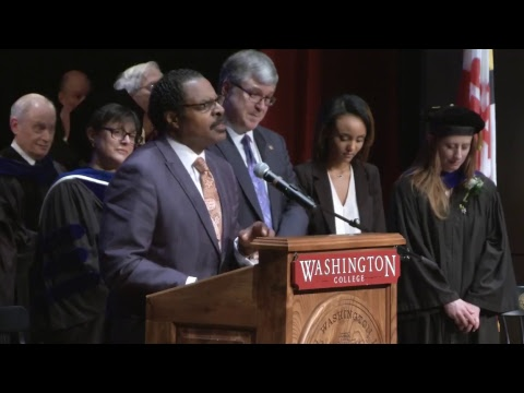 George Washington's Birthday Convocation & The Celebration of the Frederick Douglass Bicentennial
