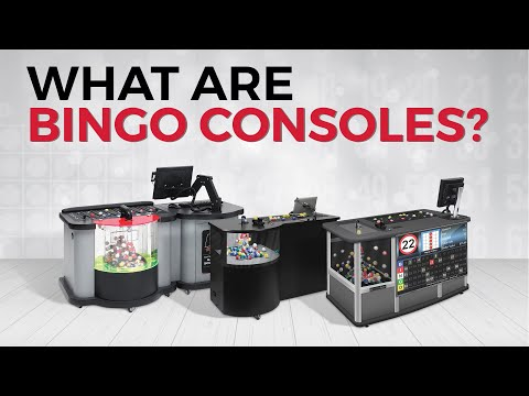What Is A Bingo Console?