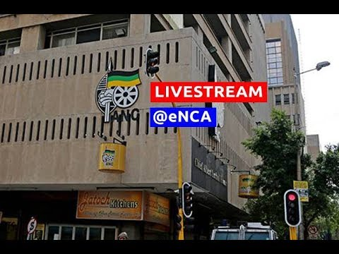 ANC briefs the media on its post-NEC meeting