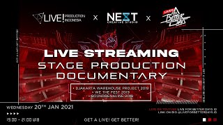 (Exclusive) Stage Music Festival Production Documentary in Indonesia