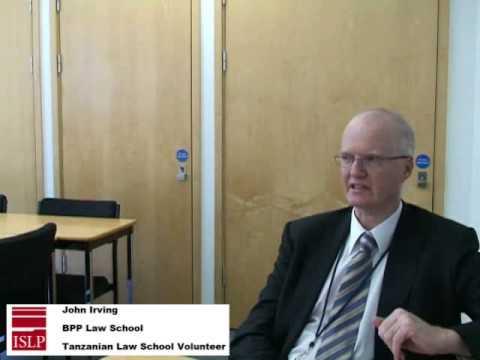 ISLP Tanzania Law School Part 4