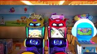 New and exciting Otrazhenie Pervoye racing game machine!