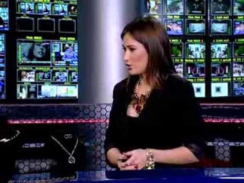 Magnetni nakit gostovanje na Pink Worldu dr Nina Rajicic & Marina Djordjevic   20 12 2014