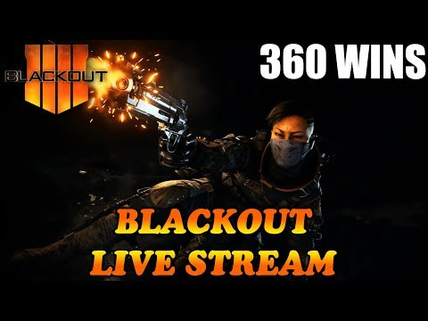 360 Wins! // CoD Blackout // Call of duty Blackout // CoD // PS4 thumbnail