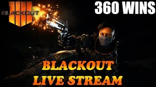 360 Wins! // CoD Blackout // Call of duty Blackout // CoD // PS4