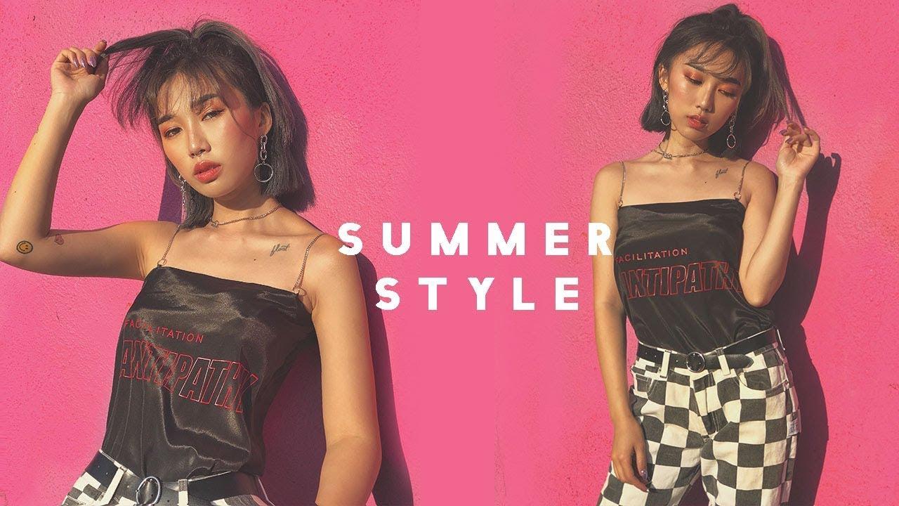 [VIDEO] - ?End of Summer Stylenanda Lookbook ? 7