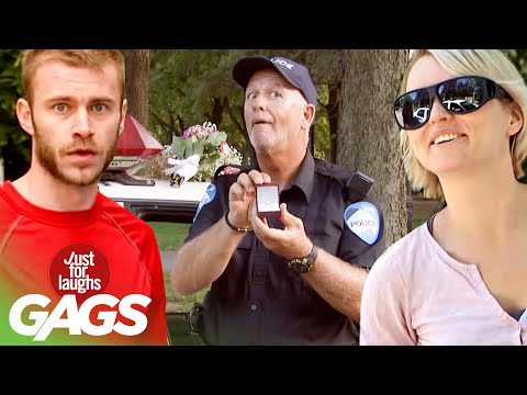 Best Of Pranks At The Park Vol. 3 | Just For Laughs Compilation