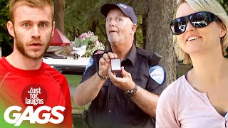 Best of Pranks At The Park Vol. 3   Just For Laughs Compilation