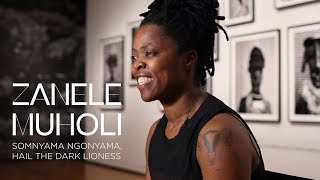 "Zanele Muholi on ""Somnyama Ngonyama, Hail the Dark Lioness"" at Seattle Art Museum"