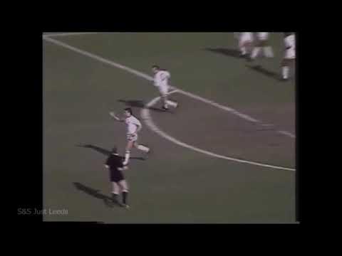 Leeds United Movie Archive Chelsea V Leeds  1990-91 Goals