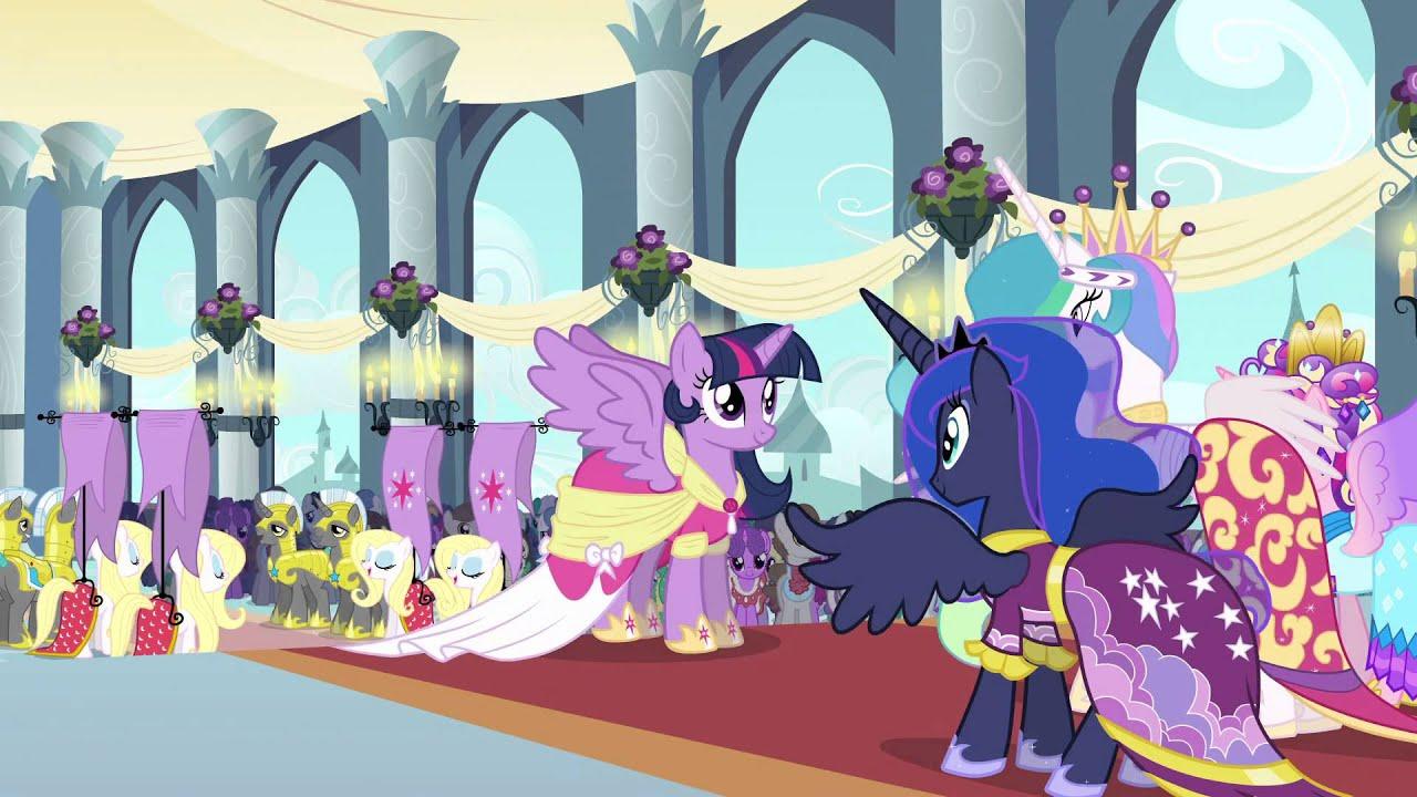 - My Little Pony: Friendship Is Magic - Behold, Princess Twilight