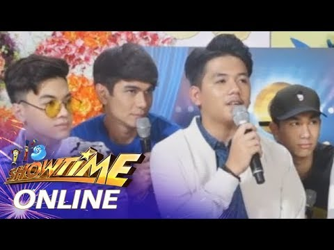 It's Showtime Online: TNT Luzon contender Miguel Eusebio shares he started singing in funerals