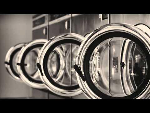 Laundromat Washing Machine/Washer Dryer White Noise (ASMR, Ambient Sounds, Relaxation)