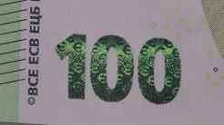Neue 100- und 200- Euro- Scheine im Umlauf by YOURIZON LEVƎ⅃  (DPA)