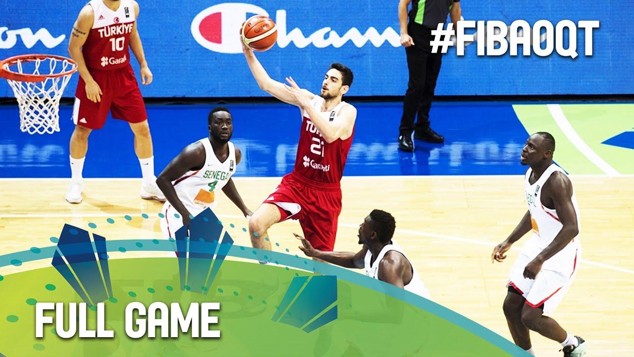 Senegal v Turkey - Full Game