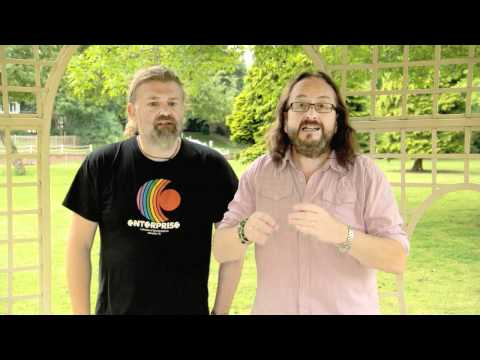 The Hairy Bikers ARE The Hairy Dieters