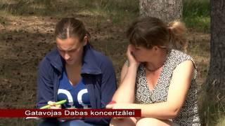 OgresTV: gatavojas Dabas koncertzālei (03.07.2013)