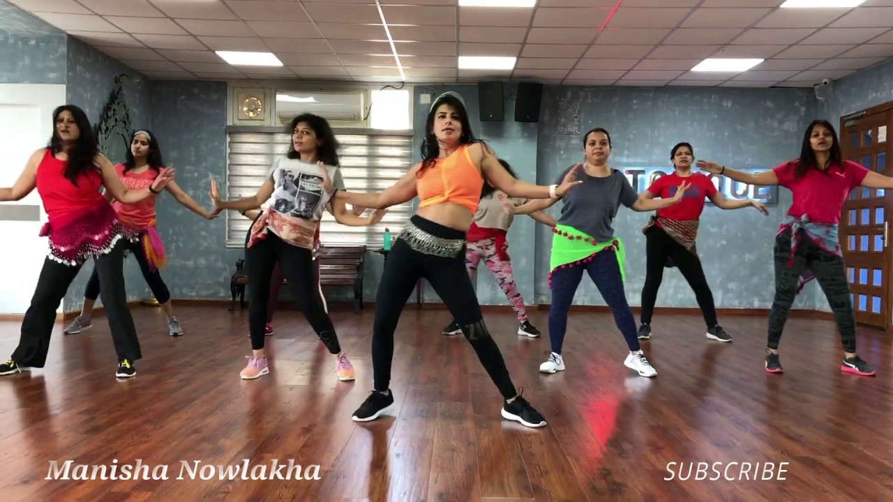 O SAKI SAKI | BATLA HOUSE | BOLLYWOOD TONIQUE | FITNESS CHOREOGRAPHY BY MANISHA NOWLAKHA